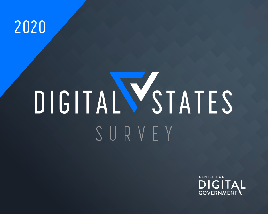 Digital States Survey presented by the Center for Digital Government