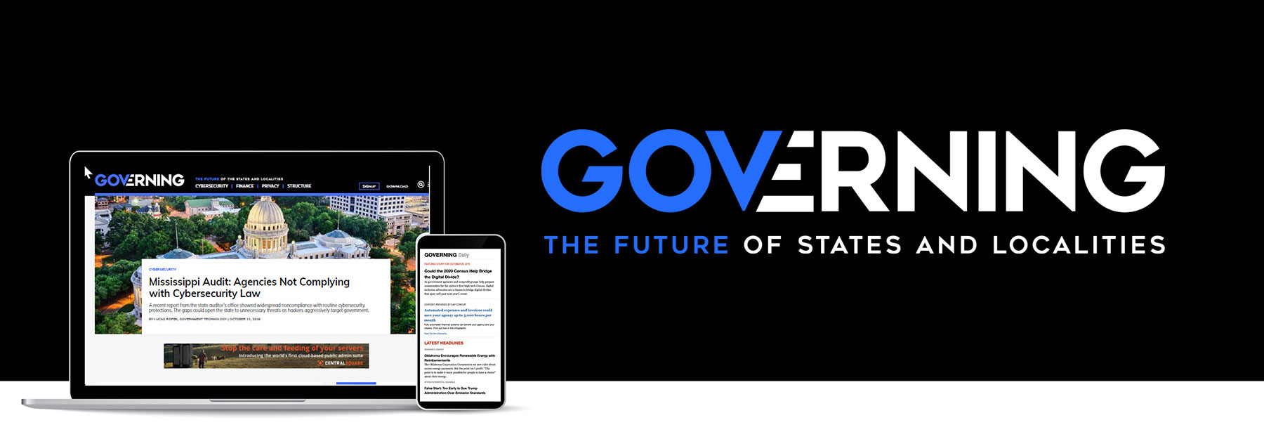GOVERNING - Covering politics, policy and management for state and local government leaders