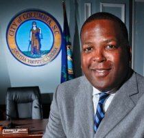 Columbia Mayor Stephen Benjamin
