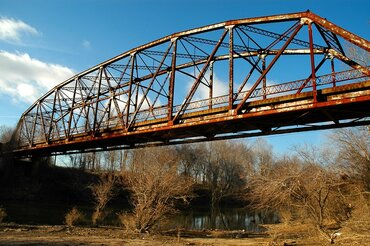 Oklahoma Bridge