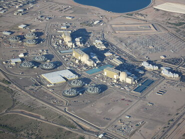 Palo Verde Nuclear Generating Station in Arizona