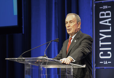 Michael Bloomberg, CityLab2014