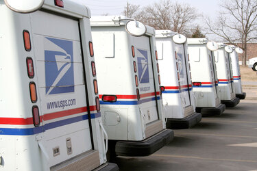 U.S. Postal Service Vehicles