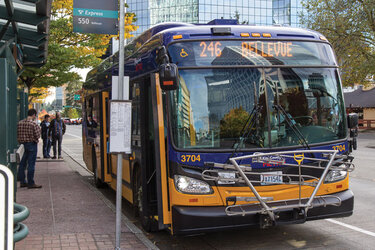 King County, Wash., has debuted a new two-tiered pricing structure for public transit riders.
