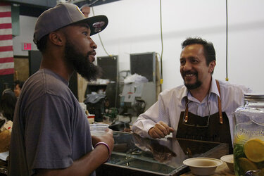 Much of the growth in new businesses stems from an increase in minority-owned firms.