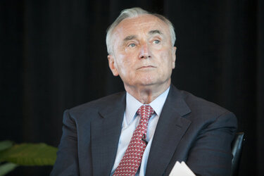 William Bratton was named one of Governing's Public Officials of the Year in 2007.