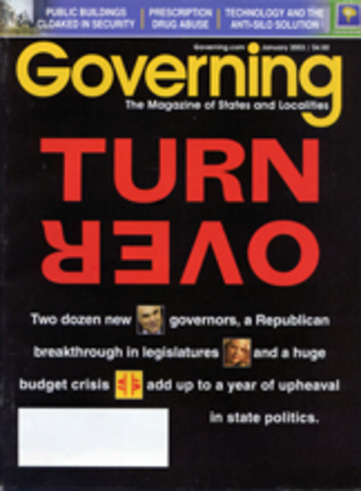 January 2003 Cover Image