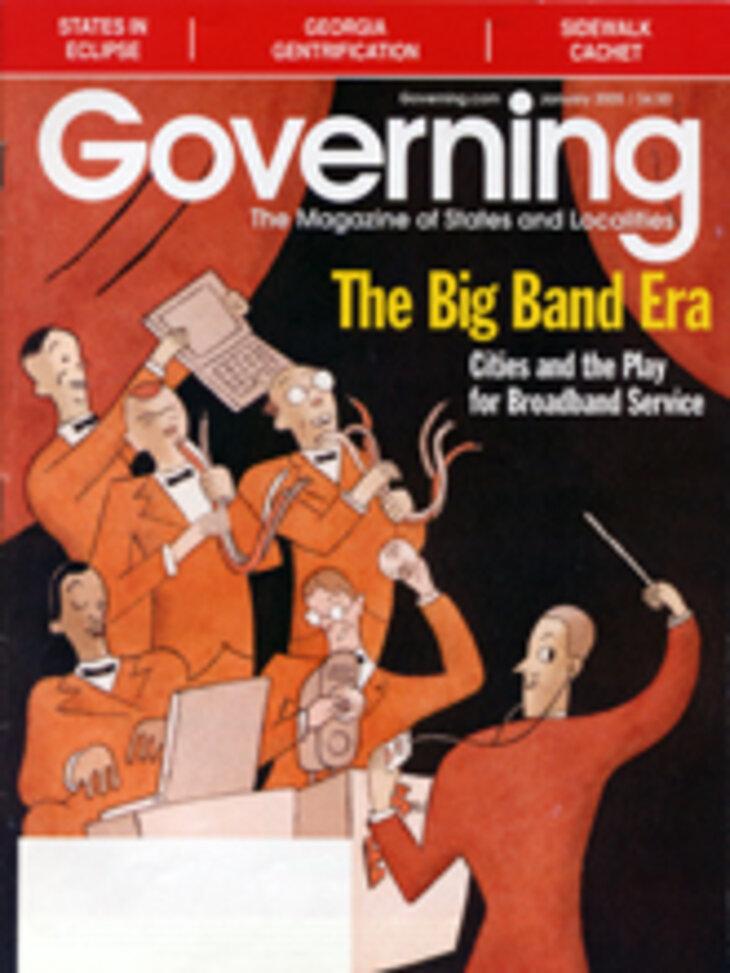 January 2005 Cover Image