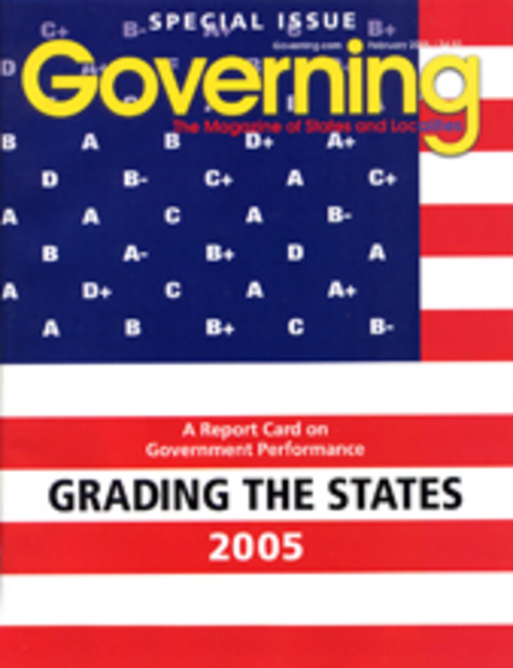 February 2005 Cover Image