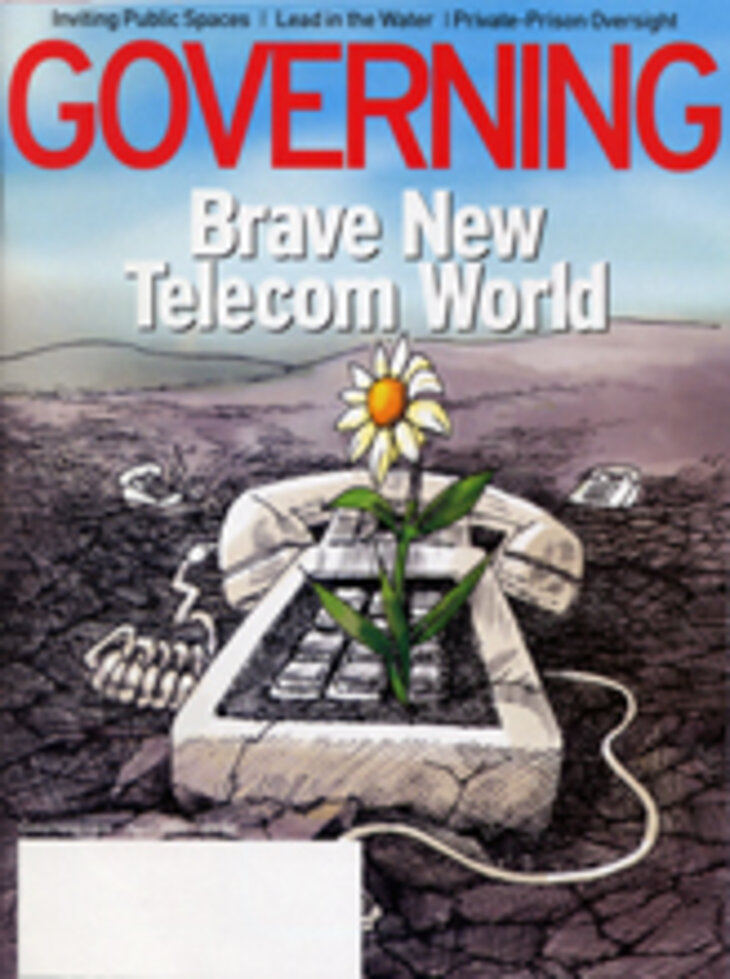 April 2005 Cover Image