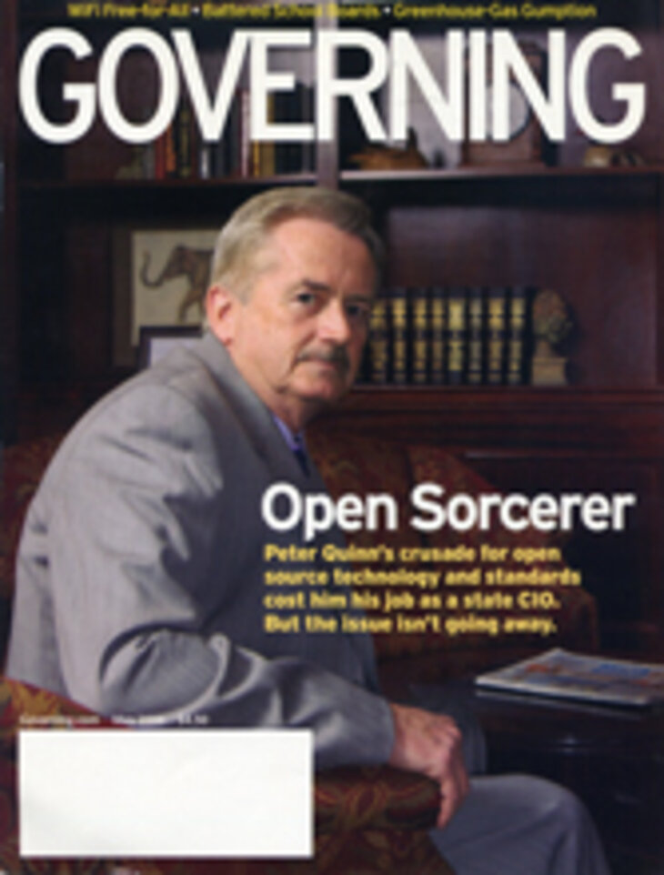 May 2006 Cover Image
