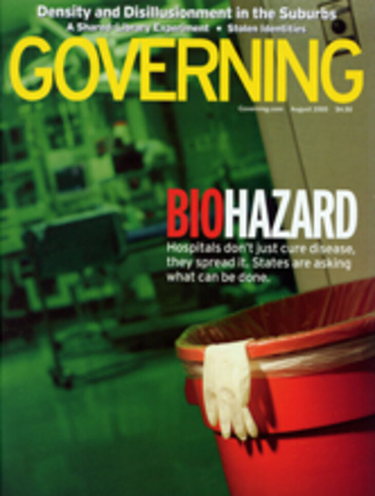 August 2005 Cover Image