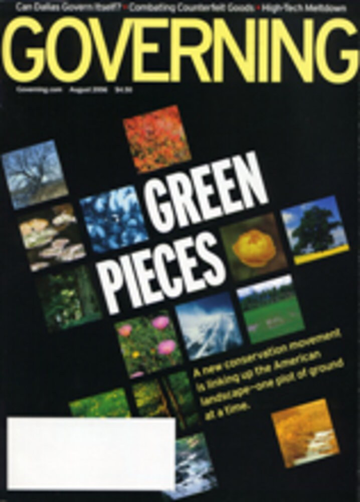 August 2006 Cover Image