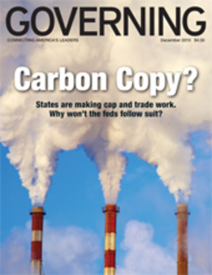 Governing 2010 December cover