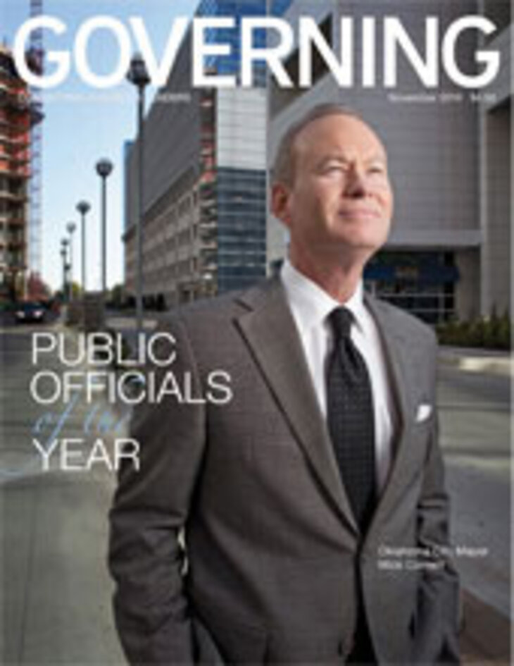 Governing 2010 Public Officials of the Year
