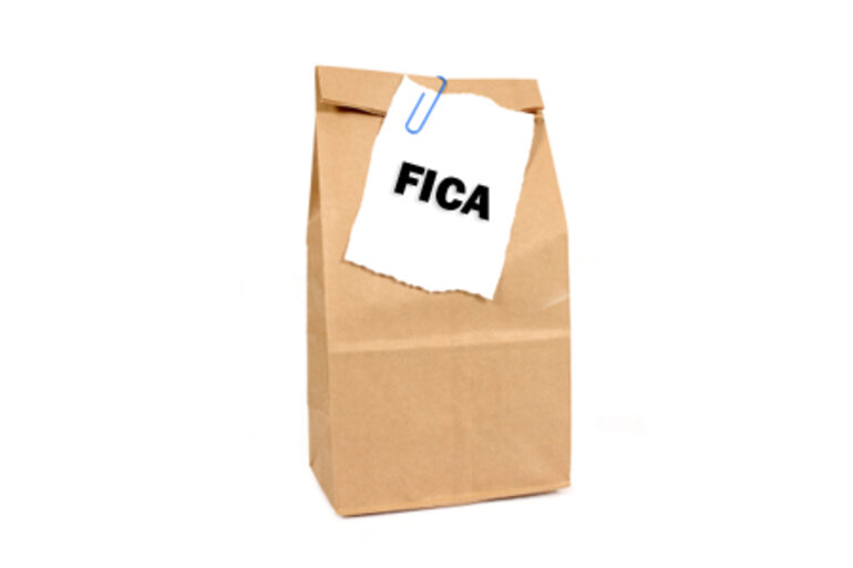 FICA free lunch