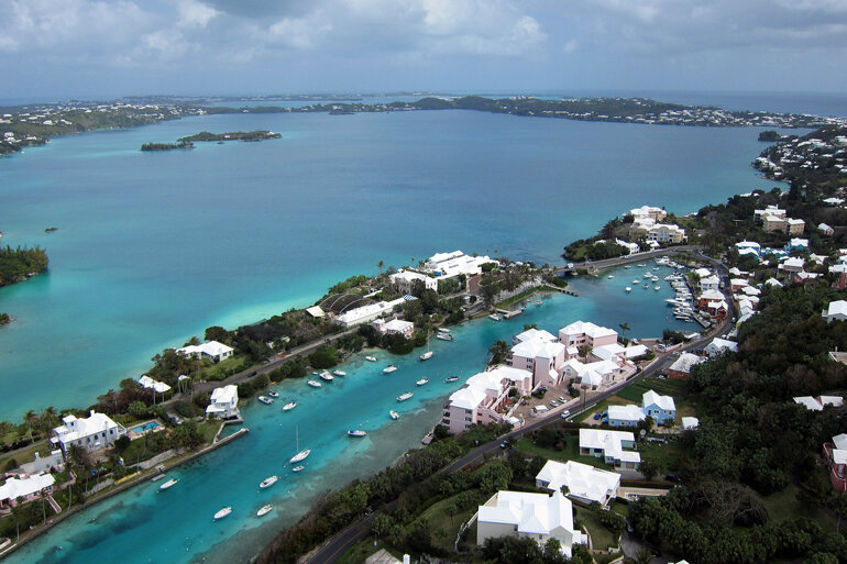 Bermuda is a well-known tax havens where companies place assets in subsidiaries based there to avoid paying taxes.