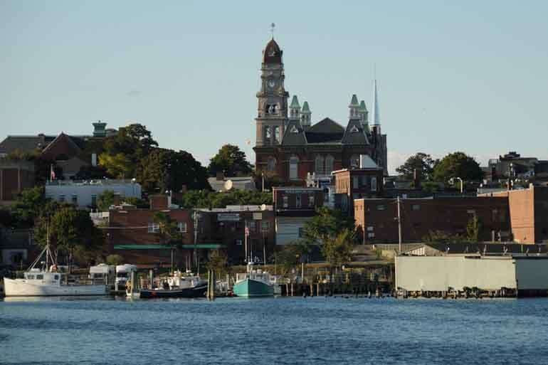 Gloucester, Mass., is a seaside city of 28,000.