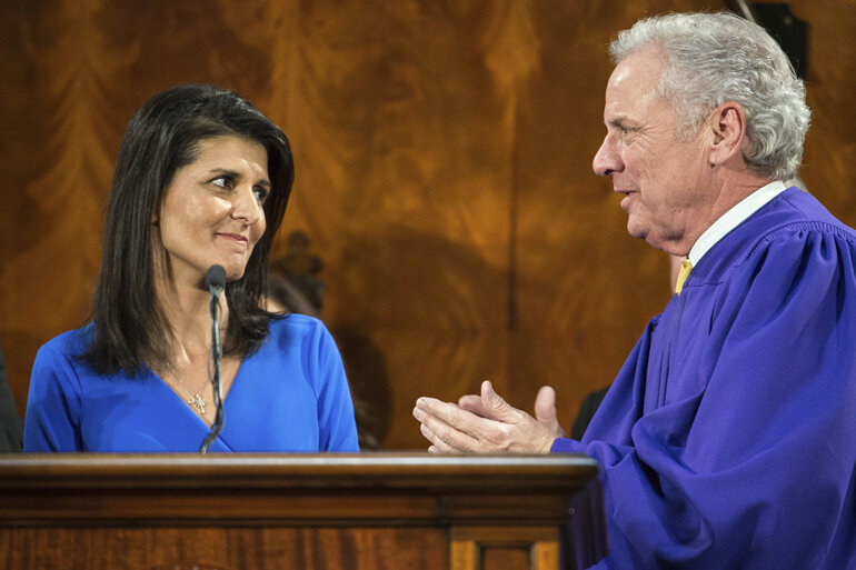 Nikki Haley says USA can't trust Russian Federation