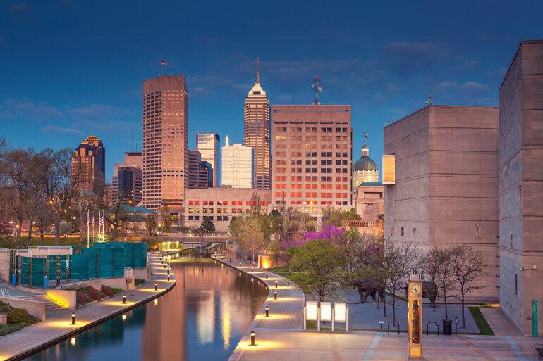 Is Indianapolis Becoming the Silicon Valley of the Midwest? – Governing