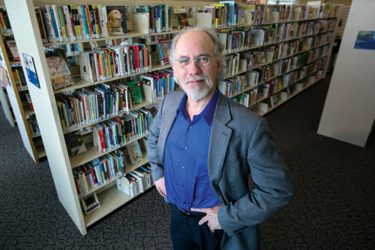 Jamie LaRue, the man charged with running Douglas County, Colo.'s library system.