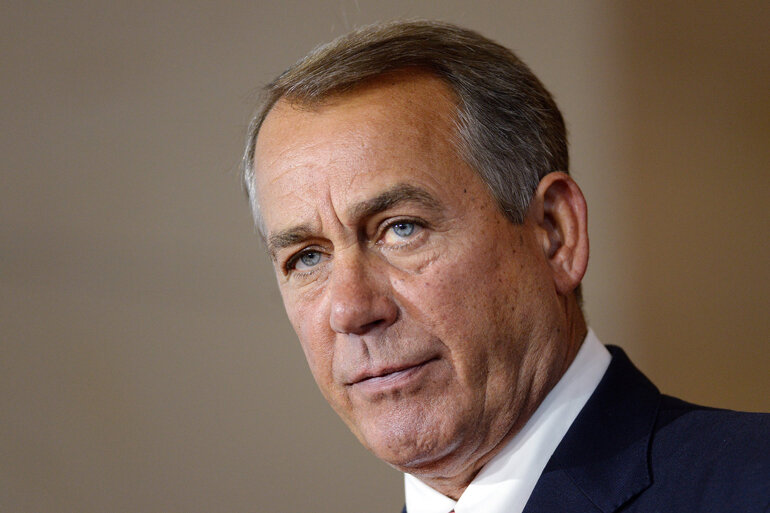 U.S. Speaker of the House John Boehner