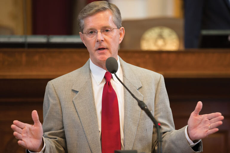 Texas state Rep. Phil King