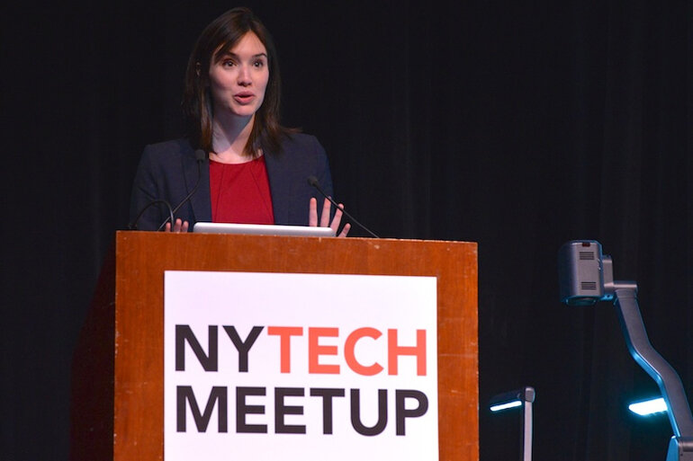 New York City CDO Rachel Haot became the nation's first local government chief data officer in 2011.