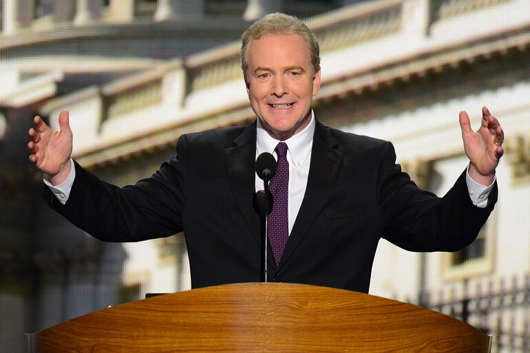 U.S. Rep. Chris Van Hollen of Maryland