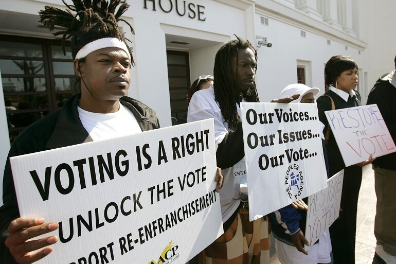 Florida Republicans may be forced to act on voting rights