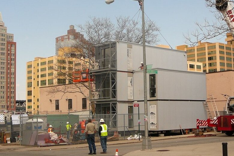 Urban Post-Disaster Housing Prototype