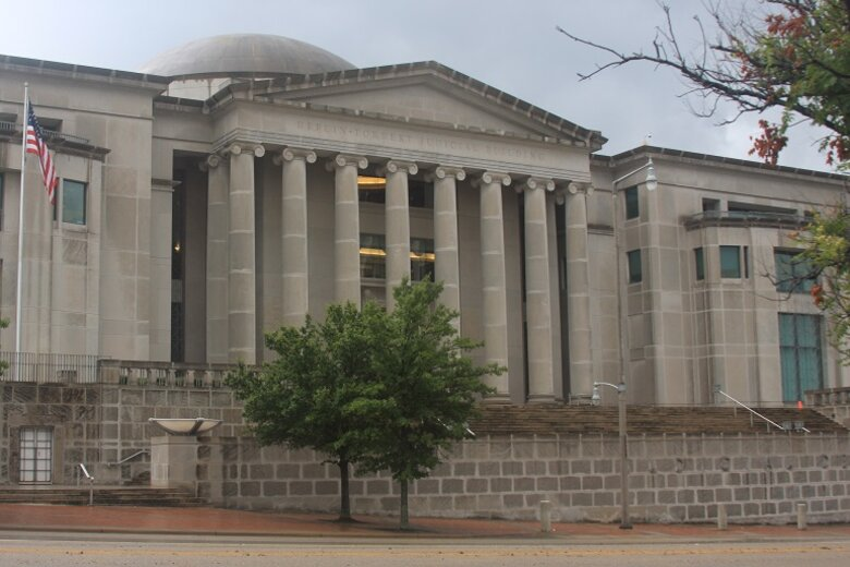 The Alabama Supreme Court building