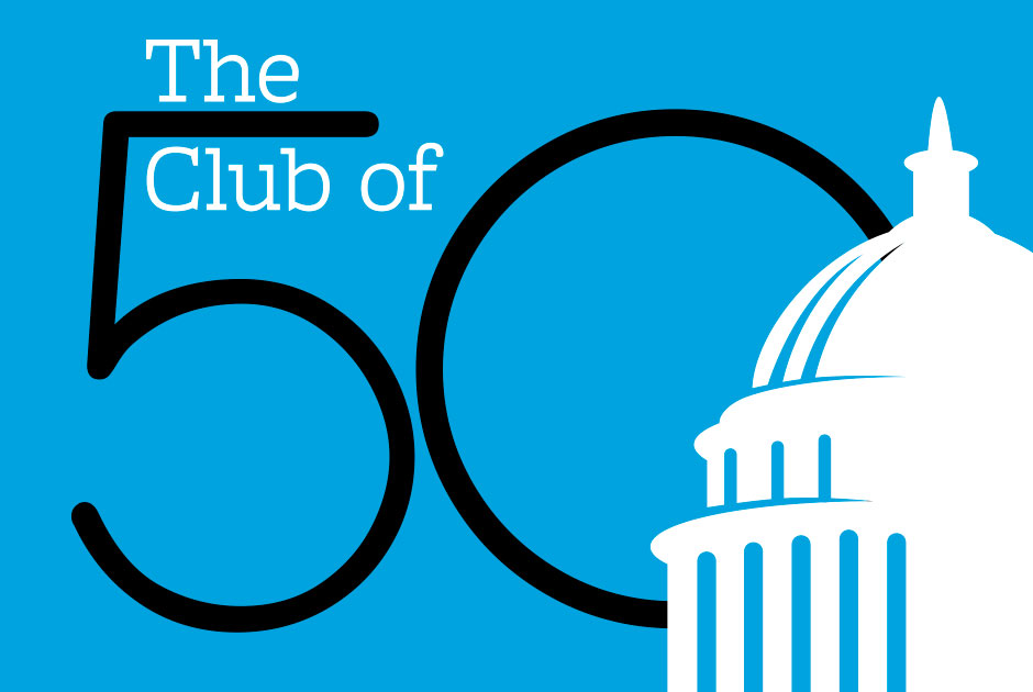 State CIOs: The Club of 50