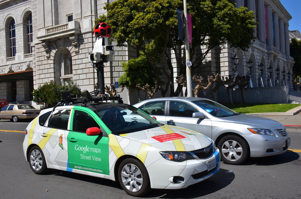 Google Smog-Mapping Project Offers Alternative Approach to Internet of Things