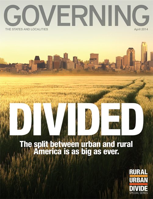 Governing April issue