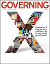 GOVERNING Magazine April 2013 Issue