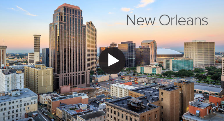 New Orleans: Creating Thriving Places for People of Color to Do Business