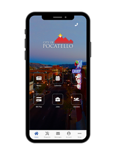 The city of Pocatello used the Pocatello Connect app to communicate with residents during COVID-19 | rocksolid.com