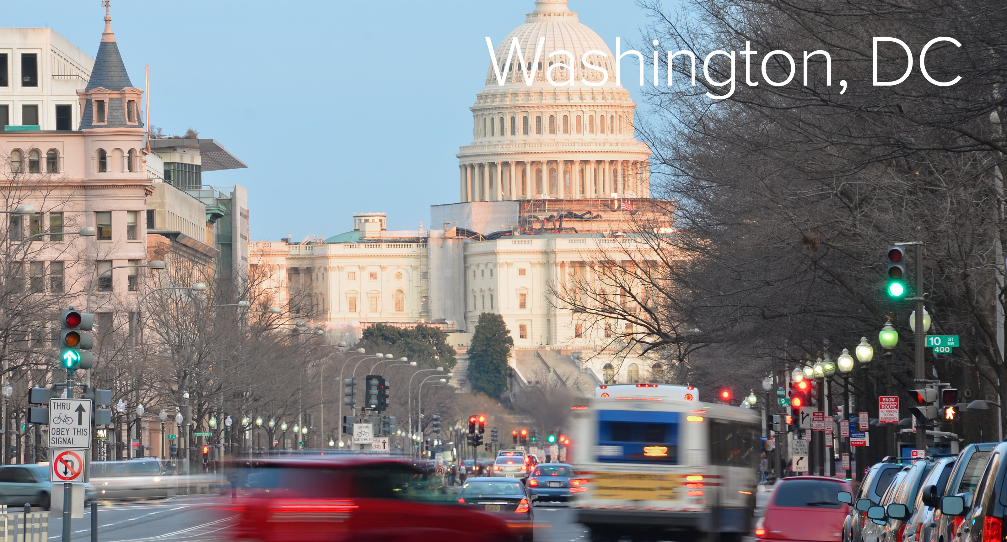 Washington, DC and the Unique Infrastructure Challenges of Being the Nation's Capital